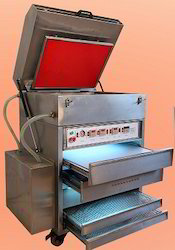 Automatic Single Phase Flexo Plate Washing Machine, For Industrial