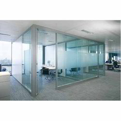 Plain Partition Glass