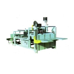 Semi Automatic Corrugated Box Flap Pasting Machine