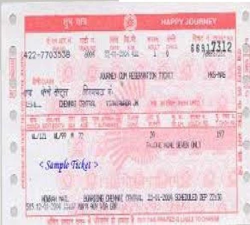 Railway Tickets in Lucknow, Indira Nagar by Lucknow Cabs