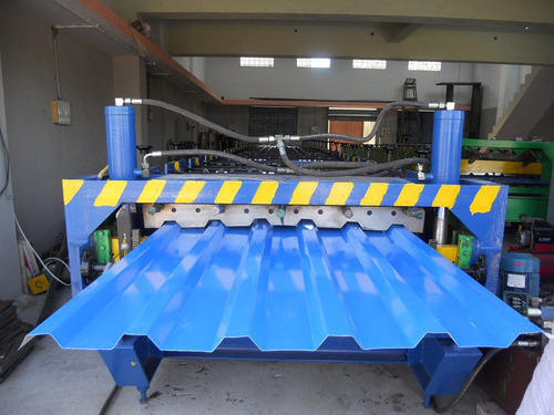 Proflex Roof Sheet Making Machine Meet Corporations
