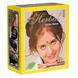 Herbal Yellow Henna