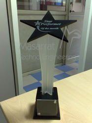 Acrylic Star Trophy