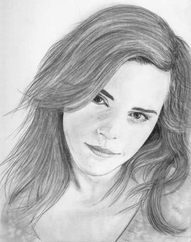 Pencil Sketches Portrait