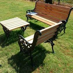 Stylish Garden Bench