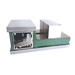 Ultra Mild Steel Magnetic Vice, Model Name/Number: UL20401, Size: 110 X 180 X 75