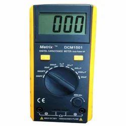 Metrix+ Digital Capacitance Meter DCM 1501