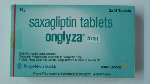 دواء ساكساجليبتين Saxagliptin