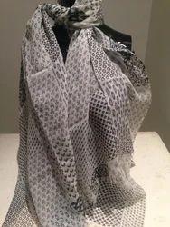 Wool Print Scarves