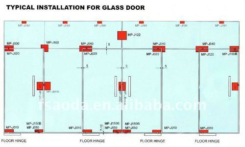 Patch Fittings - DORMA Universal Patch Fitting Wholesale Trader from Delhi