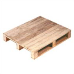 Solid Deck Wooden Pallet