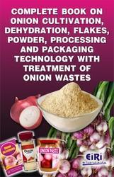 Book on Onion Processing and Dehydration  Project Report