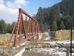 Truss Arch Bridge Construction Service