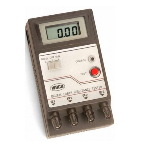 Waco Digital Earth Resistance Tester at Rs 3000 /1 ...