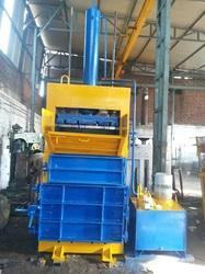 Hydraulic Baling Press Machine for Pet Bottle