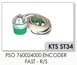 Nuovo Pignone FAST-R/S PSO 760024000 Encoder