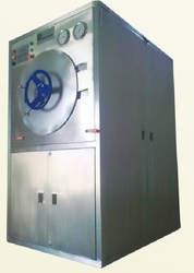 Horizontal Rapid Autoclaves