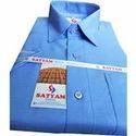 Blue School Uniform Shirt