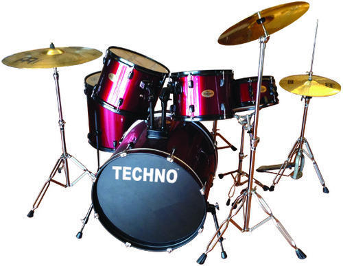 acoustic drum set of 6 srs techno solutions private limited id 8102650155
