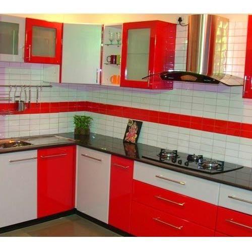 Designer Modular Kitchen At Rs 360 Square Feet: Designer Modular Kitchen At Rs 1300 /square Feet(s