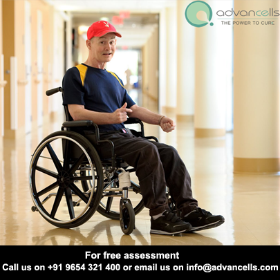 Stem Cell Therapy for ALS, Stem Cell Therapy - Advancells