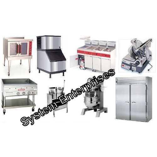 Commercial Kitchen Equipments, Industrial Canteen Kitchen