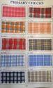 Primary Check Fabric