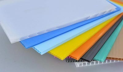 Manufacturer of PP Flute Boards & Polymer Sheets by Pune