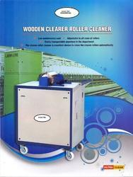 Wooden Clearer Roller Cleaner