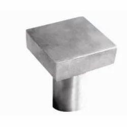 Simple Stainless Steel Knob