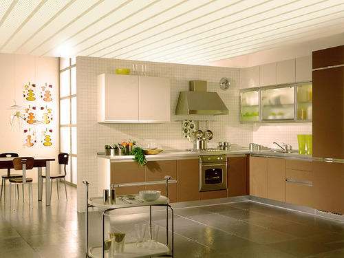 PVC Ceiling Panels, Roofing And False Ceiling   A One ...