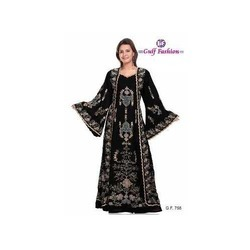 Black Color Traditional Kaftans