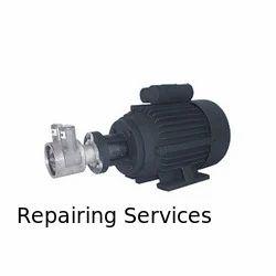 Pumps Maintenance & Repairing Services
