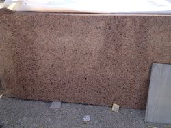 Slab Red Granite, Thickness: 5 To 25 mm, for Flooring and Kitchen Top