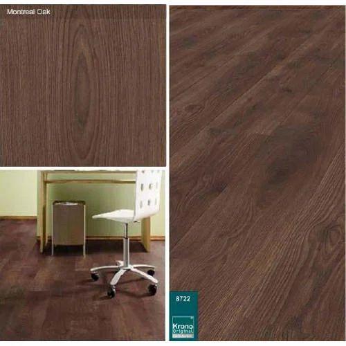 Montreal Oak Laminated Wooden Flooring At Rs 75 Square Feet No