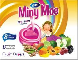Miny Fruit Drops Flavoured Candy