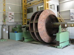Dynamic Balancing Of Impeller