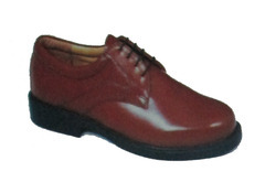Leather Uniform Shoes