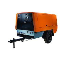 Electric Powered Portable Compressors