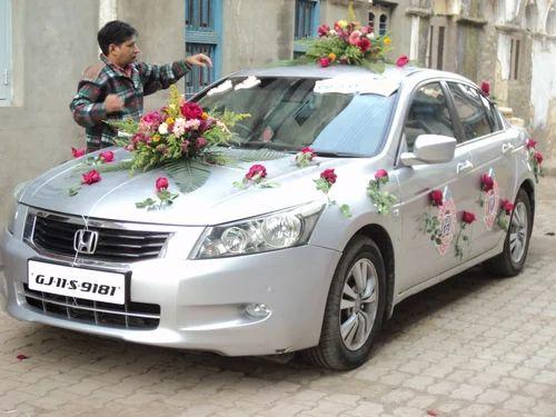 Car flower decoration car decoration services om flower car decoration services junglespirit Gallery