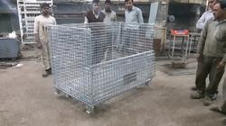 Wiremesh Container