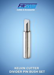 Fitwell Steel Kelvin Divider Pin Bush Set