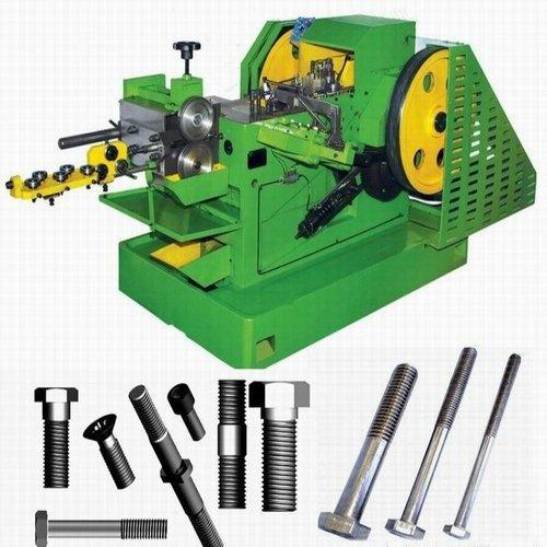 Bolt Making Machine - bolt making plant Latest Price, Manufacturers &  Suppliers