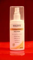 Turmeric Face Wash (Haleys)