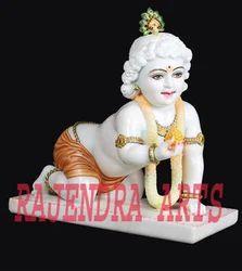 Ladoo Gopal Statues