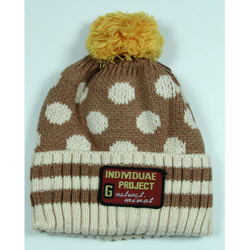 Kids Machine Wash Winter Cap