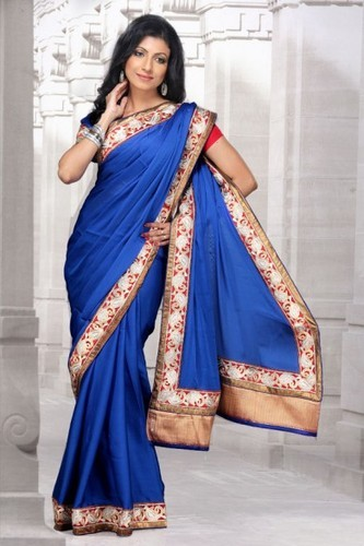 6cbbd21f16 Wrinkle Chiffon Saree - View Specifications & Details of Chiffon ...