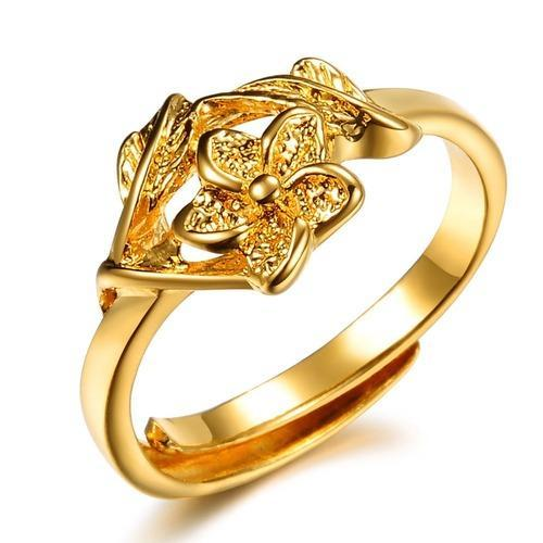 Men Gold Casting Ring Gold & Gold Jewellery