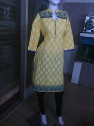 Royal Cotton Kurti