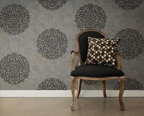 metallica ll wall coverings